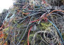 прием лома кабеля и проводов