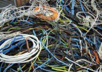 прием кабеля и проводов